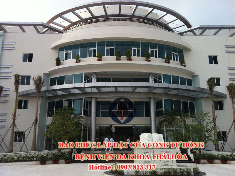 Bệnh viện đa khóa thái hòa