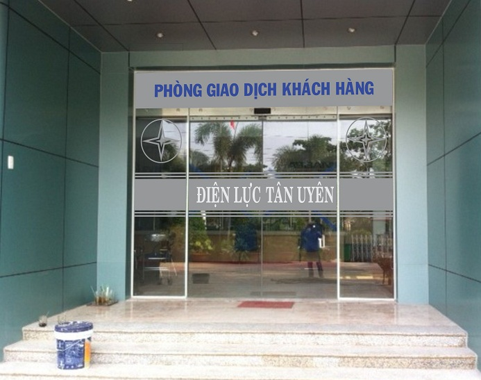 Hệ thống cửa cổng tự động công ty Điện Lực