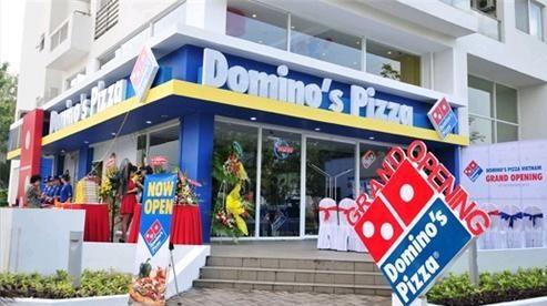 Cửa tự động Domino PIZZA