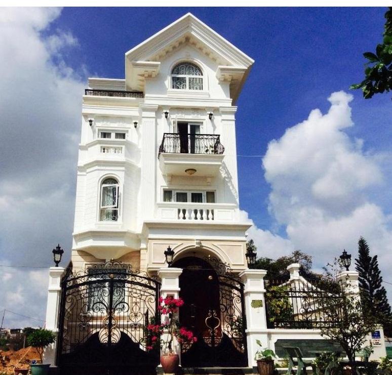 Cửa cổng tự động Lào Cai