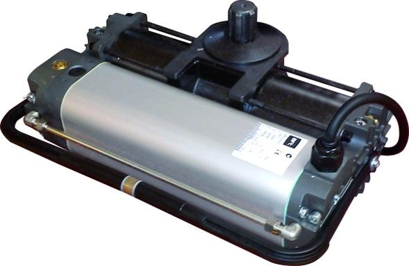 Cổng mở âm sàn thủy lực tự động SUB BT