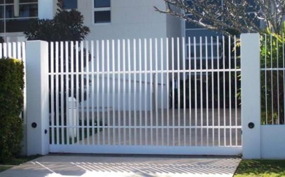 Mẫu cổng trượt 003 - Baophuc.vn