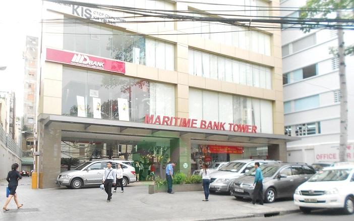 Hệ thống cửa cổng tự động ngân hàng Maritime Bank