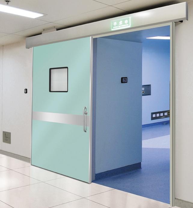 Ưu điểm nổi bật khi sử dụng cửa bệnh viện tự động