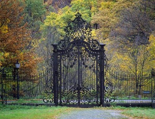 Mẫu cổng đẹp 04