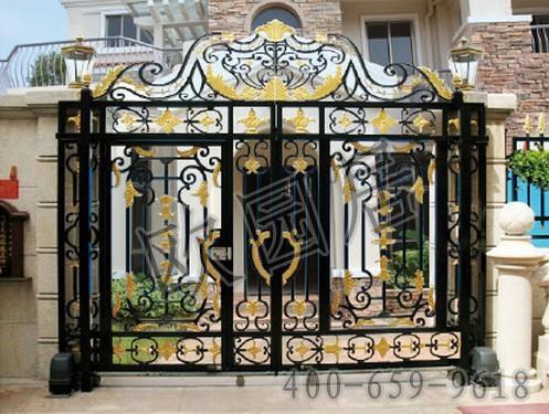Mẫu cổng biệt thự đẹp 01
