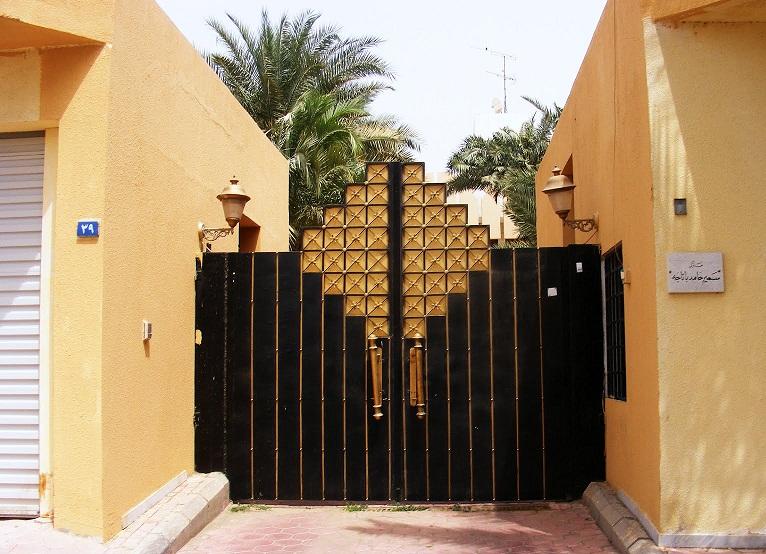 Mẫu cổng biệt thự đẹp 05