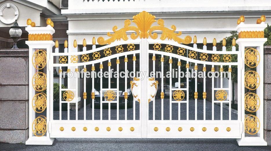 Mẫu cổng biệt thự đẹp 08