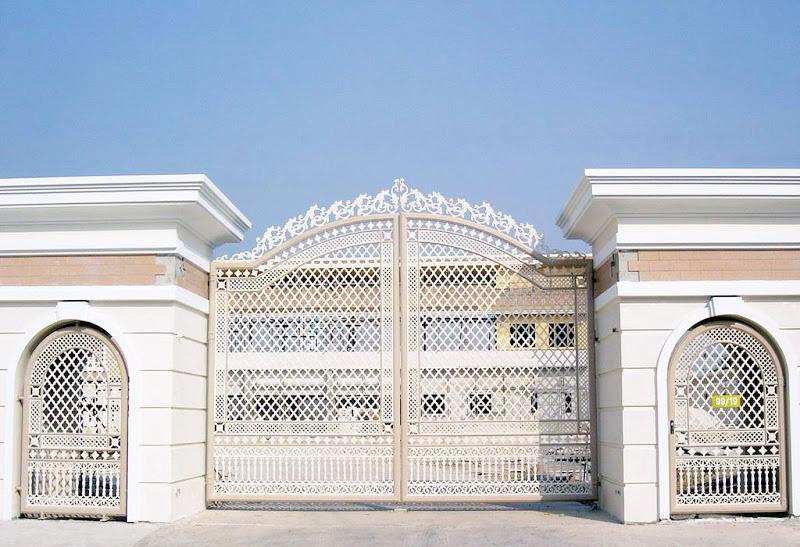 Mẫu cổng biệt thự đẹp 11