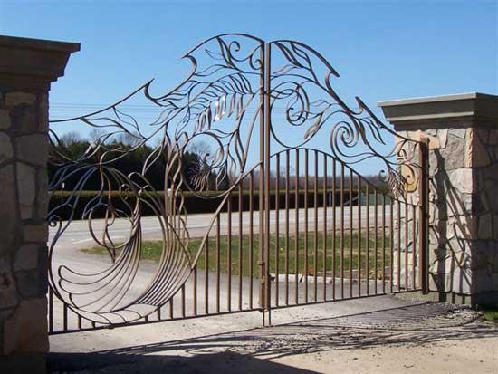 Mẫu cổng đẹp 03