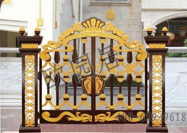 Mẫu cổng biệt thự đẹp 03
