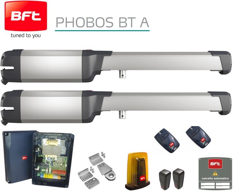 Cổng mở cánh tay đòn tự động PHOBOS A25