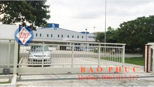 Cửa cổng tự động Thái Nguyên