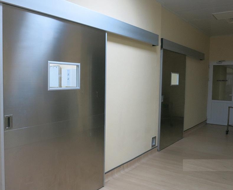 Cửa phòng chụp X-Quang