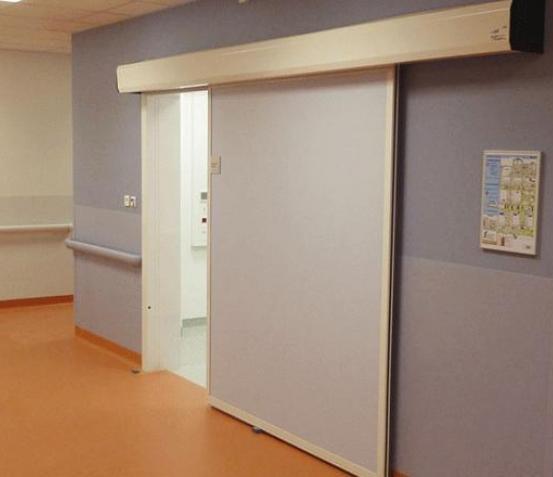 Cửa tự động phòng chụp CT