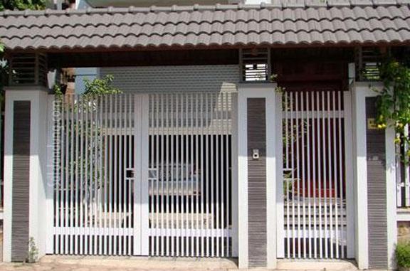Cửa cổng tự động Tp. Vinh - Nghệ An