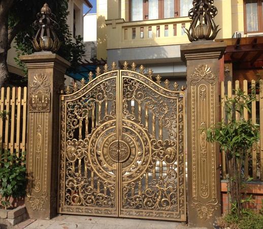 Cửa cổng tự động Thanh Hóa