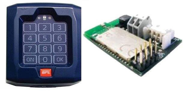 Điểu khiển cổng tự động với wifi và blue tooch