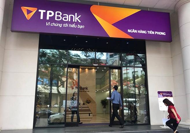 Cửa tự động ngân hàng tiền phong