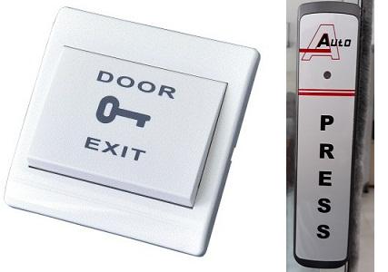 Nút nhấn cửa tự động