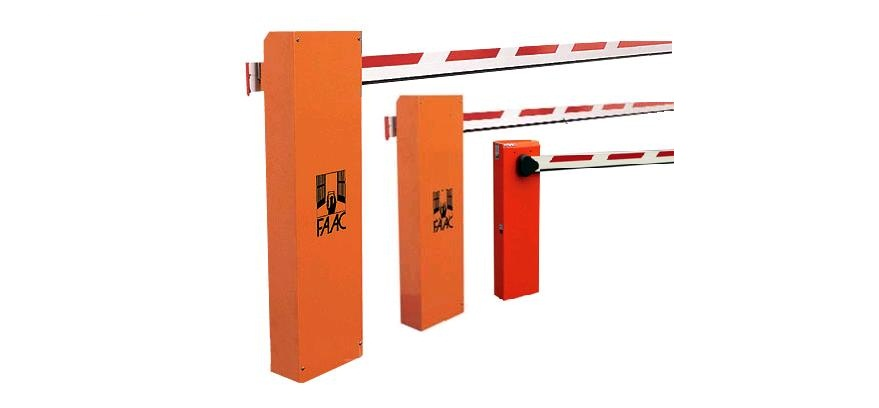 Thanh chắn Barriers FAAC model 620 - Italy