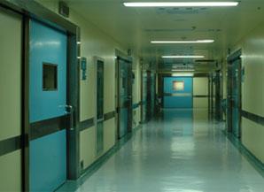 Lắp đặt cửa tự động cho các phòng ban trong bệnh viện